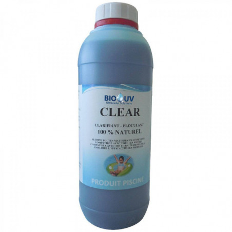 Floculante Clear Bio UV 1 l