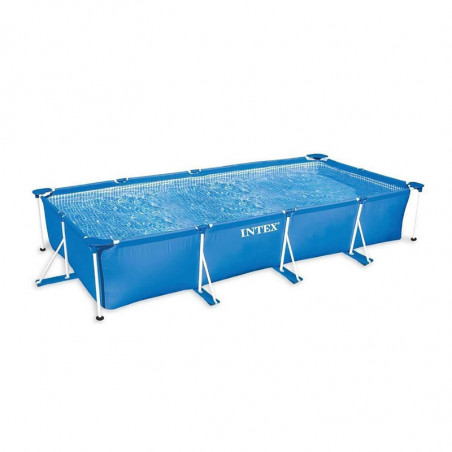 Piscina Metal Frame Junior Intex 450x220x84