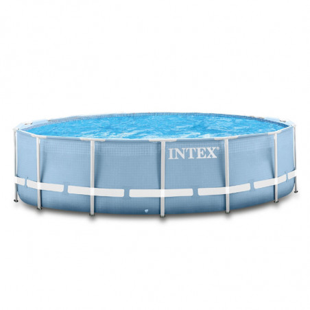 Piscina tubular PRISM FRAMEØ366x99 INTEX
